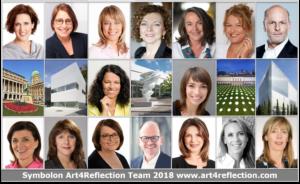 Teamfoto art4reflection 2018
