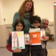 sichtart, sichtart4children, colourful children hearts, spenden, elisabeth sechser