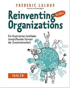 Reinventing Organizations, Frederic Laloux