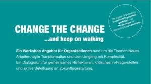 change the change, Verschlimmbesserungen, Play Change,